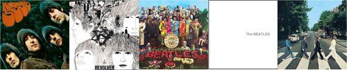 Beatles Best Selling Albums
