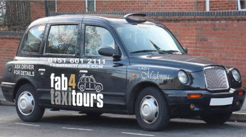 Best Beatles Private Taxi Tours