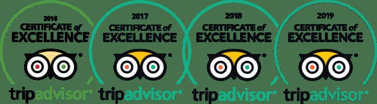 Trip Advisor Logos