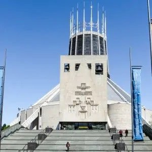 Liverpool Metropolitan Cathedral - Liverpool Sightseeing Tour
