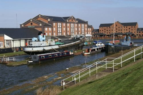 National Waterways Museum Liverpool