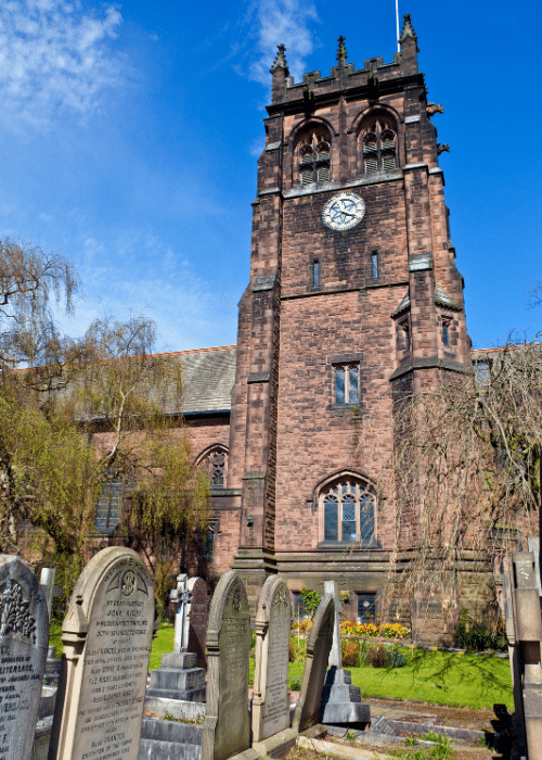 Woolton Village Church