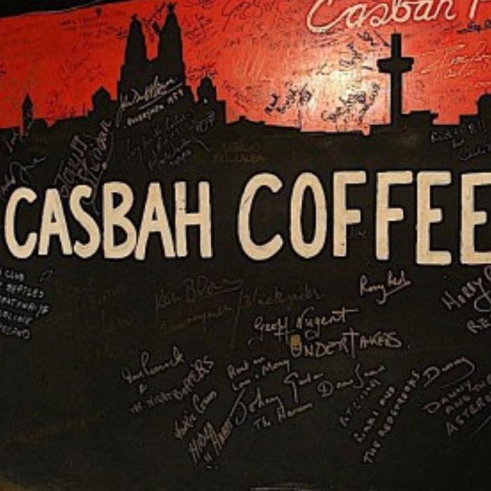 Casbah Coffee Club