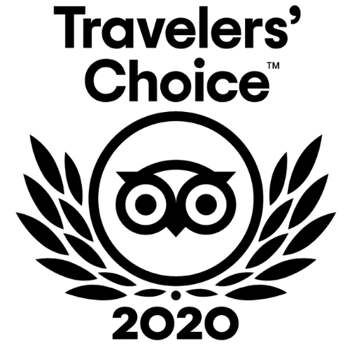 Traveller's Choice Award Tripadvisor Fab 4 Taxi Tours