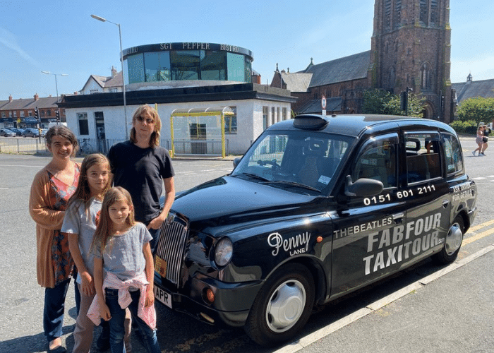 Fab 4 Taxi Tours of Liverpool