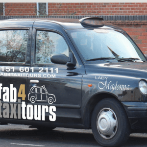 Fab 4 Taxi Tours Travel Trade